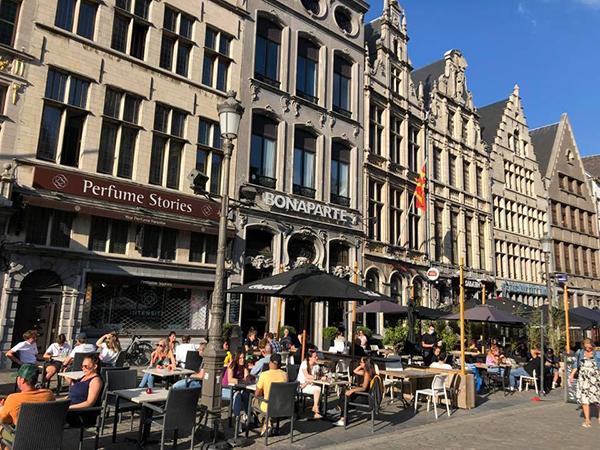Opening op 1 mei en Growfunding in Belgie