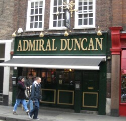 The Admiral Duncan London