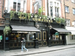 Comptons London