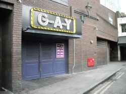 G-A-Y Late London