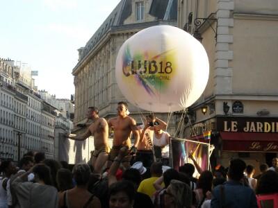 8ste Verjaardag Club18 Parijs Update