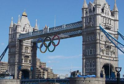 London Games Begin