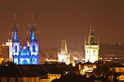 Praag ,gouden gay stad 1
