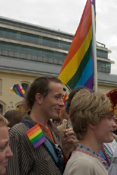 Gay Pride Prague 2019 Prague