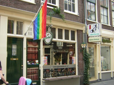The Queens Head Amsterdam