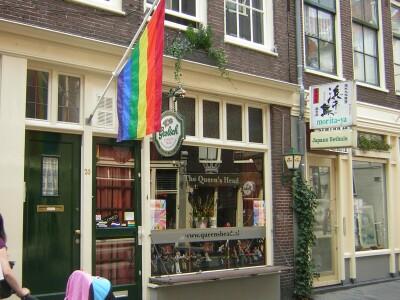 The Queens Head Amsterdam