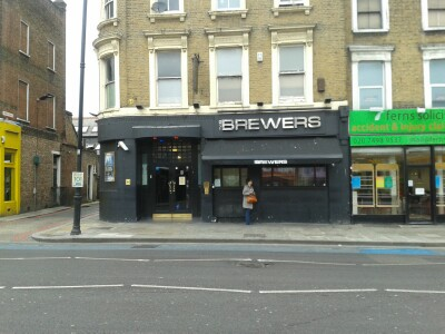 The 2 Brewers London