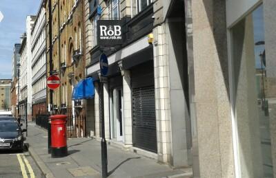 Rob London London