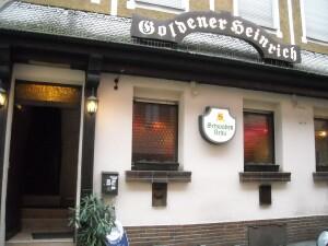 Golden Heinrich Stuttgart