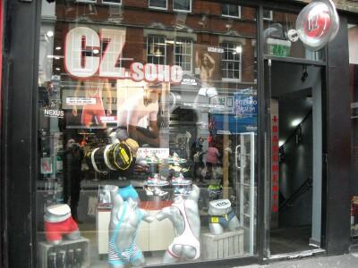 CZ zone London