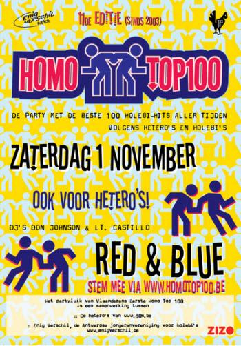 homo top100