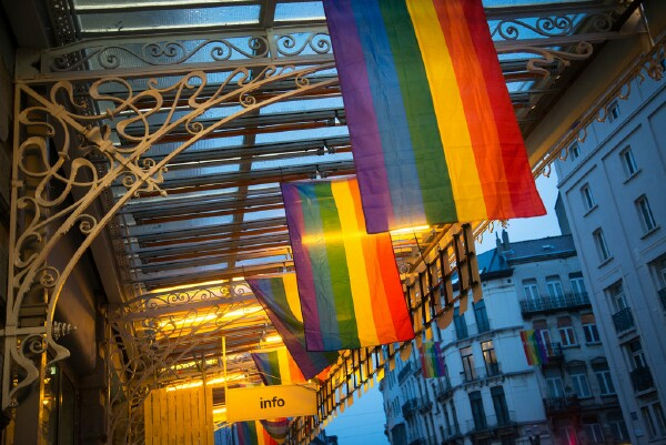 Pride Festival Belgium Pride 2016