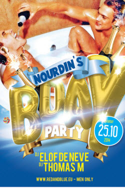 Nourdin Birthday Party