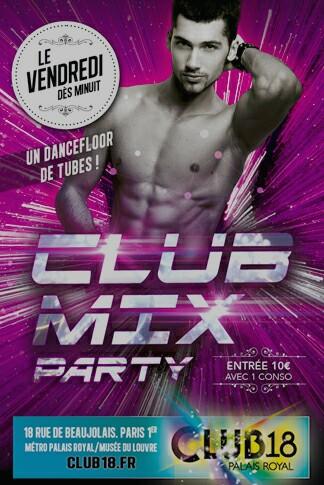CLUB MIX PAR