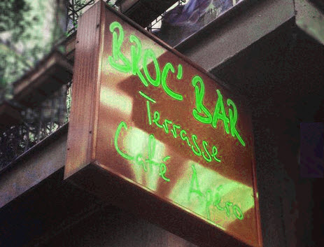 Broc Bar Lyon