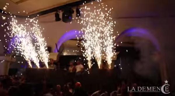 La Demence spectacular 25 years celebration