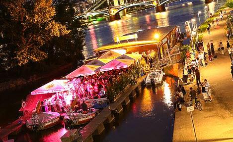 Neuen Party in Frankfurt BOYS ON BOARD