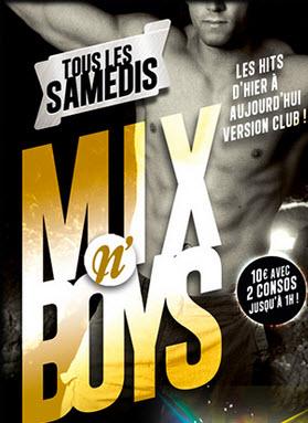 Mix n Boys