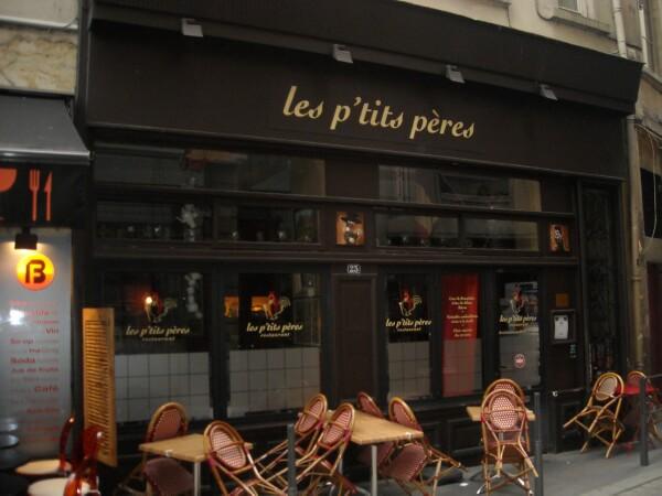 Les P tits Peres Lyon