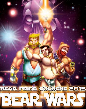 Bear Wars Pride Cologne 2015