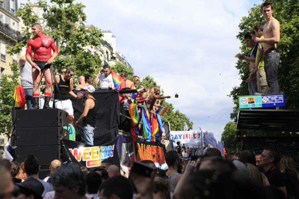Gay Pride Paris 2018 will be marked by discrimination in sport