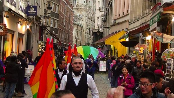 Pride Festival has started with the Mini-Pride