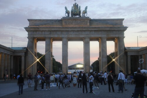 38th CSD Berlin goes to thanks for notting