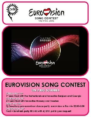 Eurovisie  F