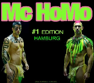 Mc Homo new Party in Hamburg