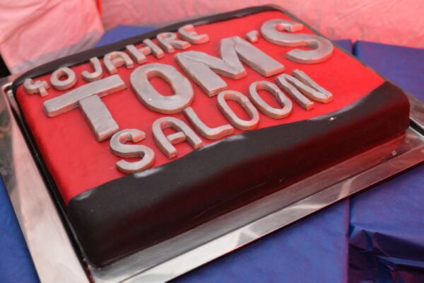 40th anniversary of Toms Saloon Hamburg