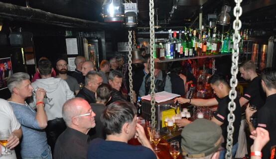 40th anniversary of Toms Saloon Hamburg