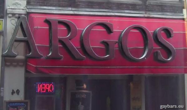 Argos Bar Amsterdam gesloten