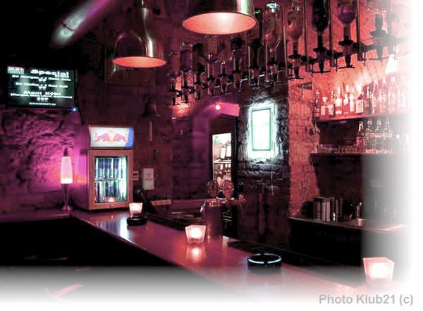 Klub 21 Prague