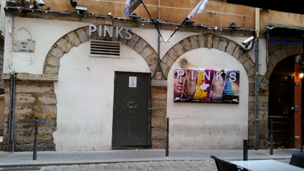 Le Pinks Lyon