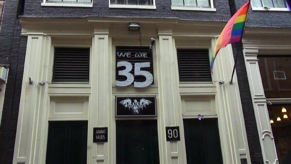 A partnership Eagle Amsterdam and Eagle London