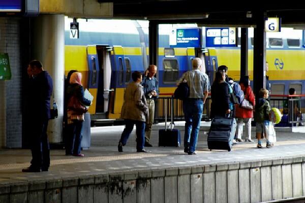 Nederlandse Spoorwegen wijzigen hun omroepbericht