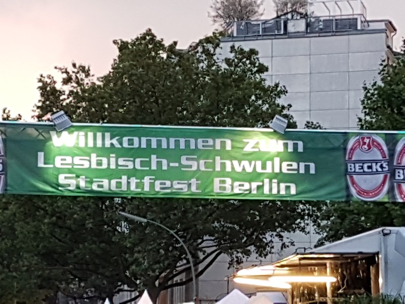 Equal Rights for the Unequal! - Lesbian and Gay Festival Berlin