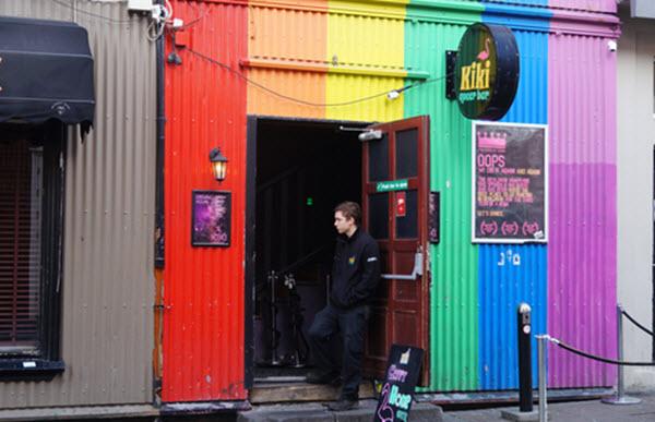 iki Queer Bar Reykjavik Iceland