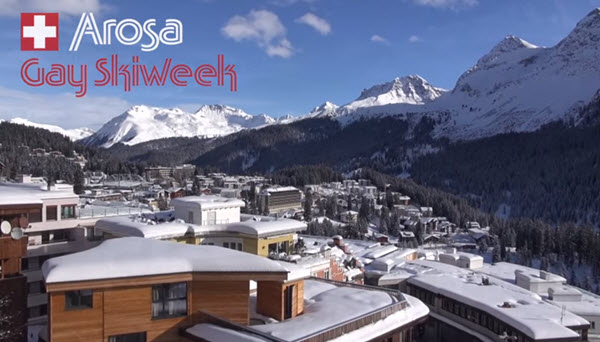 Arosa Gay Ski Week 2018