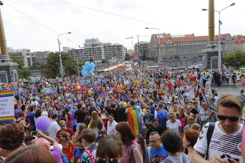Pride Praag 2017