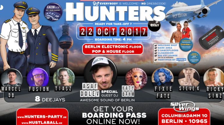 HUNTERS-PARTY