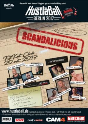 15th hustlaball Berlin
