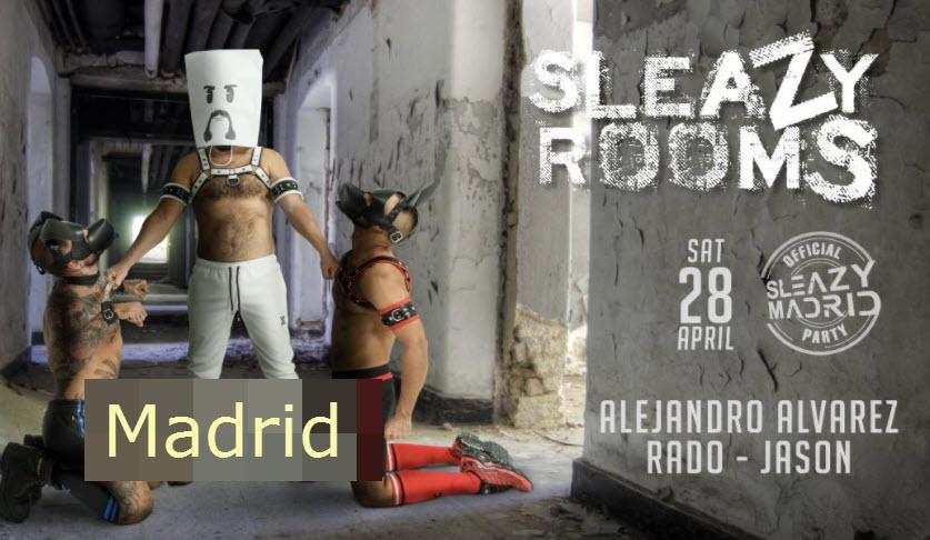 SLEAZYMADRID 2018