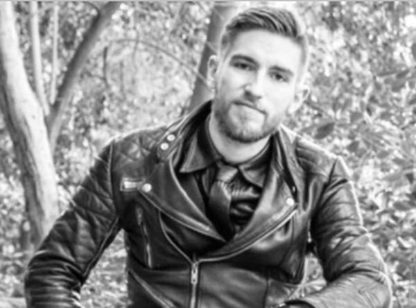 Jens Walker is Mister Leather Berlin 2018