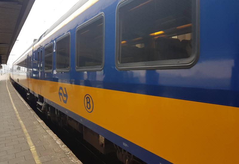 De IC trein naar Amsterdam / Brussel wordt tot 70 procent duurder