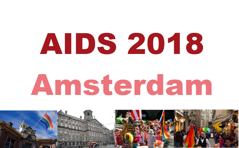 22nd International AIDS Conference in Amsterdam