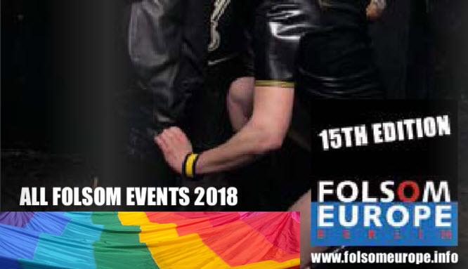 FOLSOM 2018 Berlin