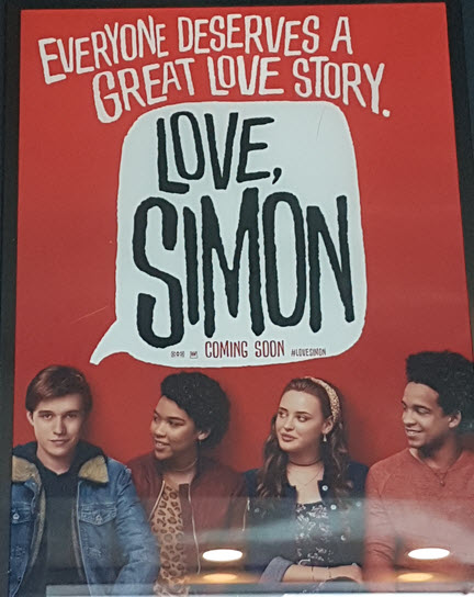 Love Simon ist ein lustiger Coming-Out-Film