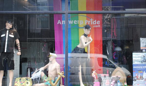 Twaalfde Antwerp Pride neemt andere route.