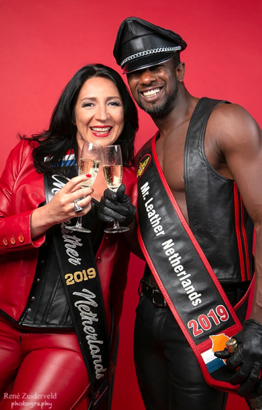 Miss Leather Netherlands 2019